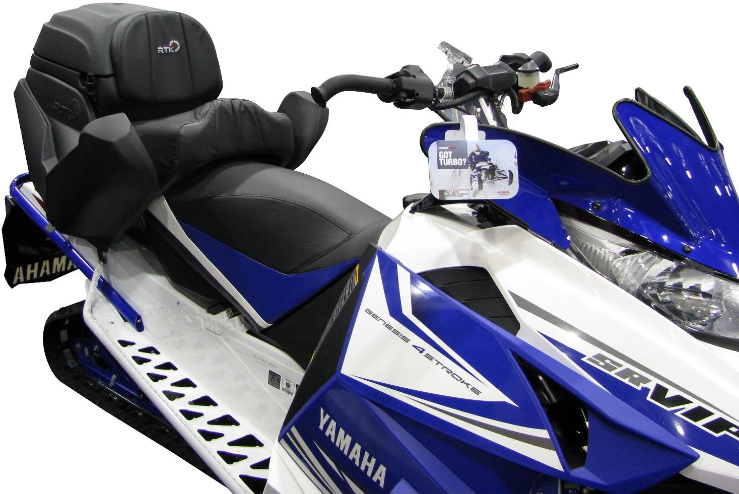 Titan Touring Yamaha Viper